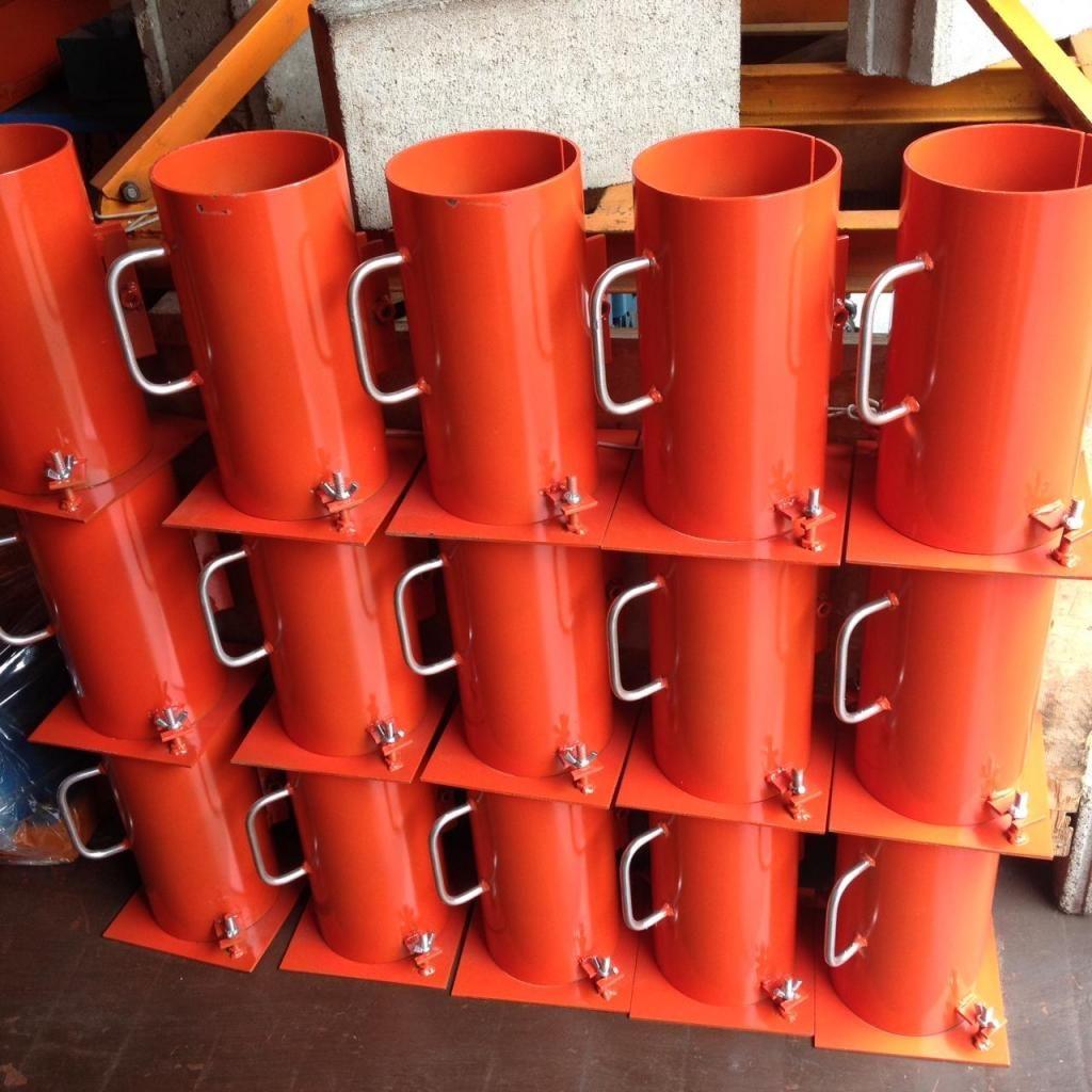 PROBETAS METAL Y PVC PARA TESTIGOS DE CONCRETO c. 965276102