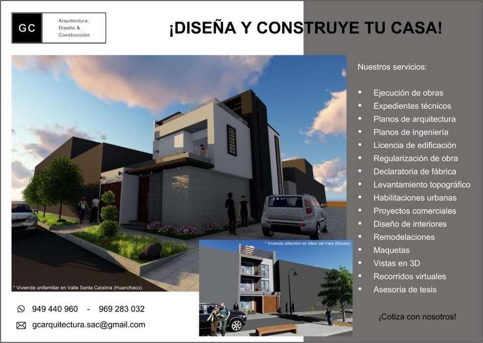 Planos de Arquitectura Y Construccion