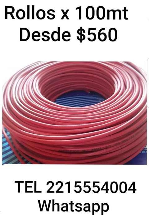 Cable Unipolar Todas Las Medidas