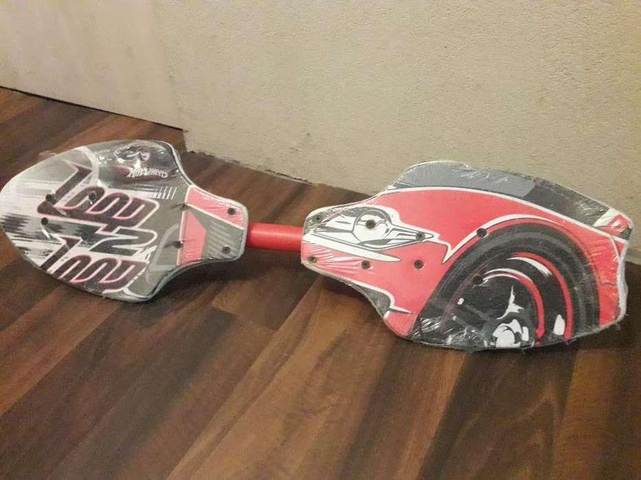 Skateboard 2 Ruedas