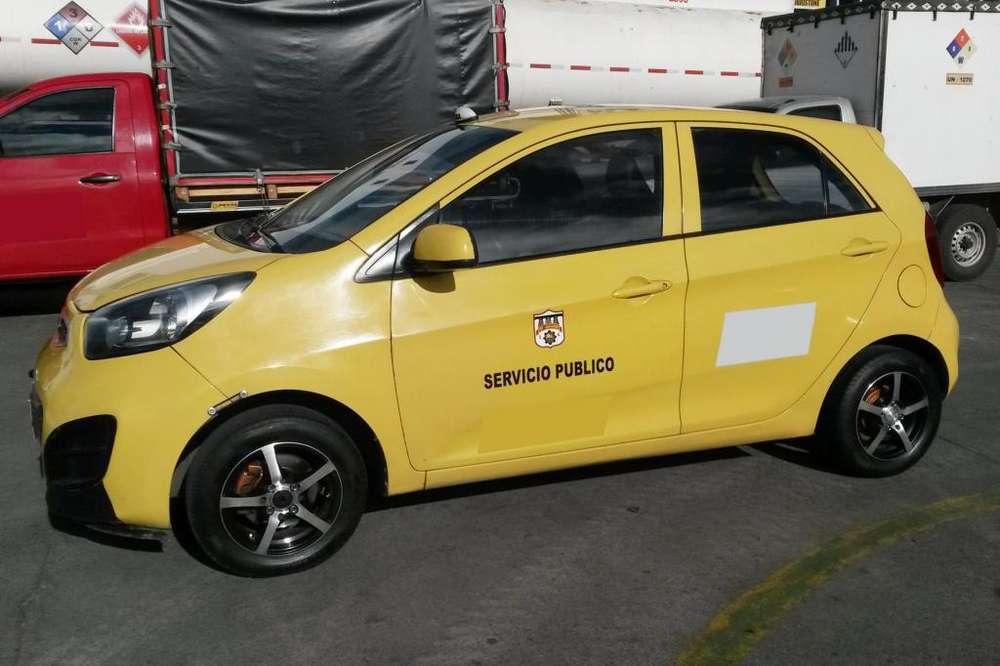 Taxi Picanto 2013