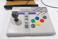 Super Advantage Joystick arcade Super Nintendo SNES - Pixelfunk