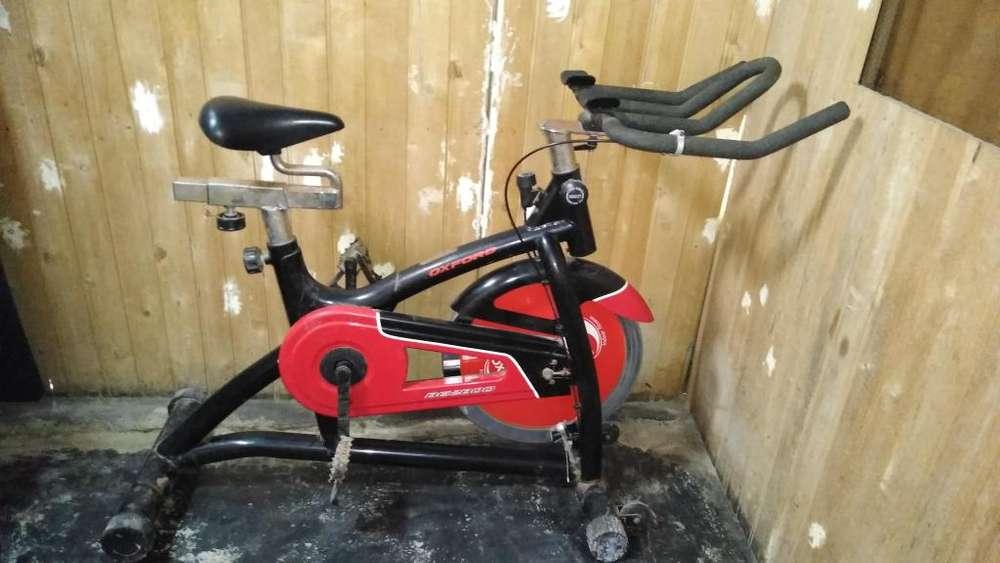 Bicicleta esttica