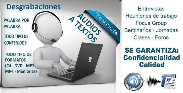 Transcripción de textos, aplicación de normas APA e ICONTEC, corrección de ortografía, traducción de textos.