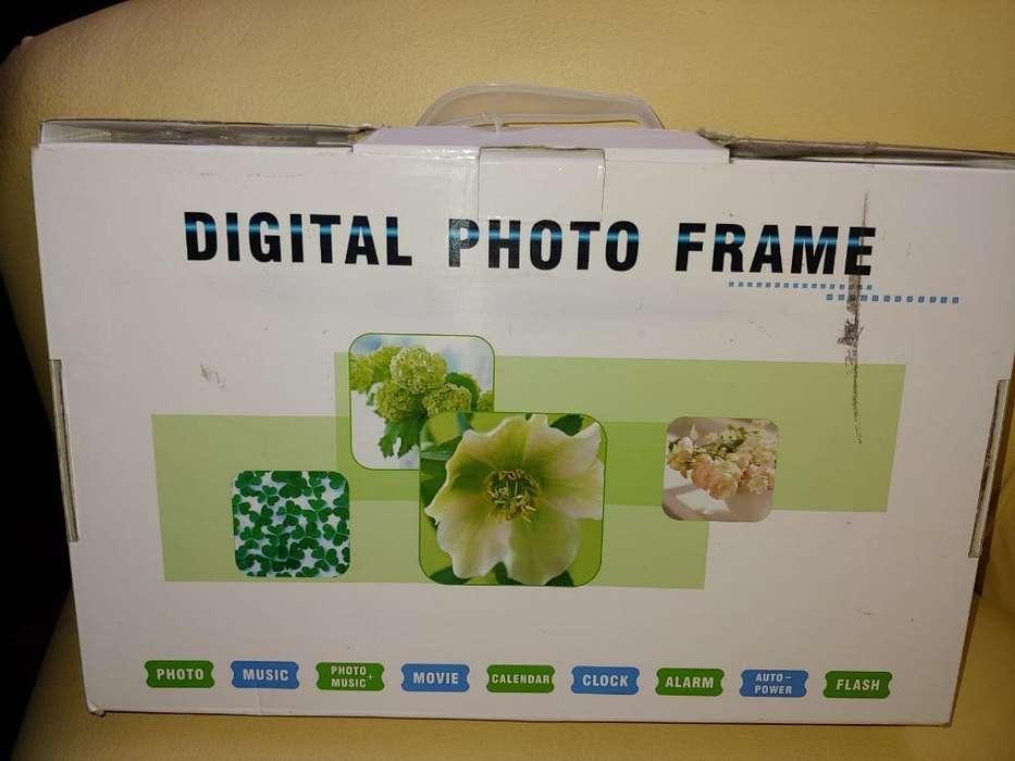 Porta Retrato Digital Nuevo