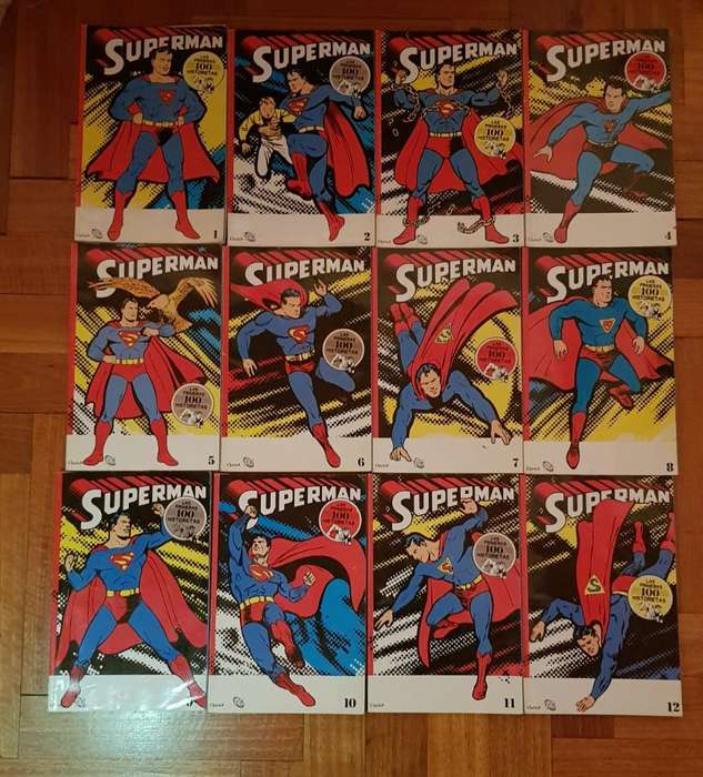 Coleccion de Superman