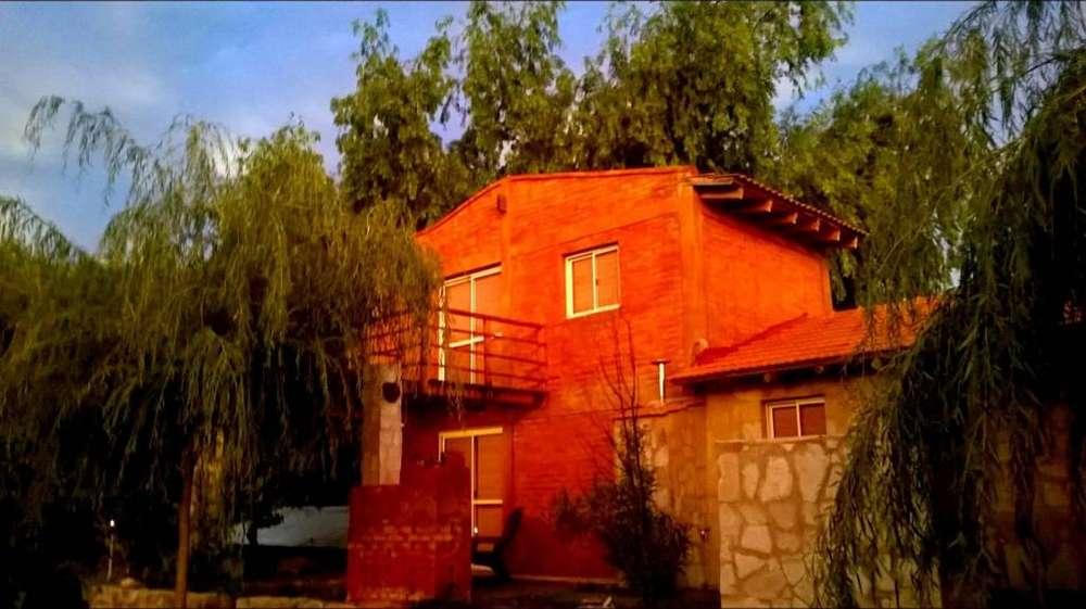 as14 - Cabaña para 2 a 6 personas con pileta y cochera en Potrero De Los Funes