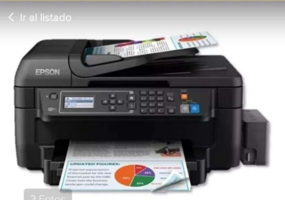 Epson Wf- 2750 Impresora Multifuncional