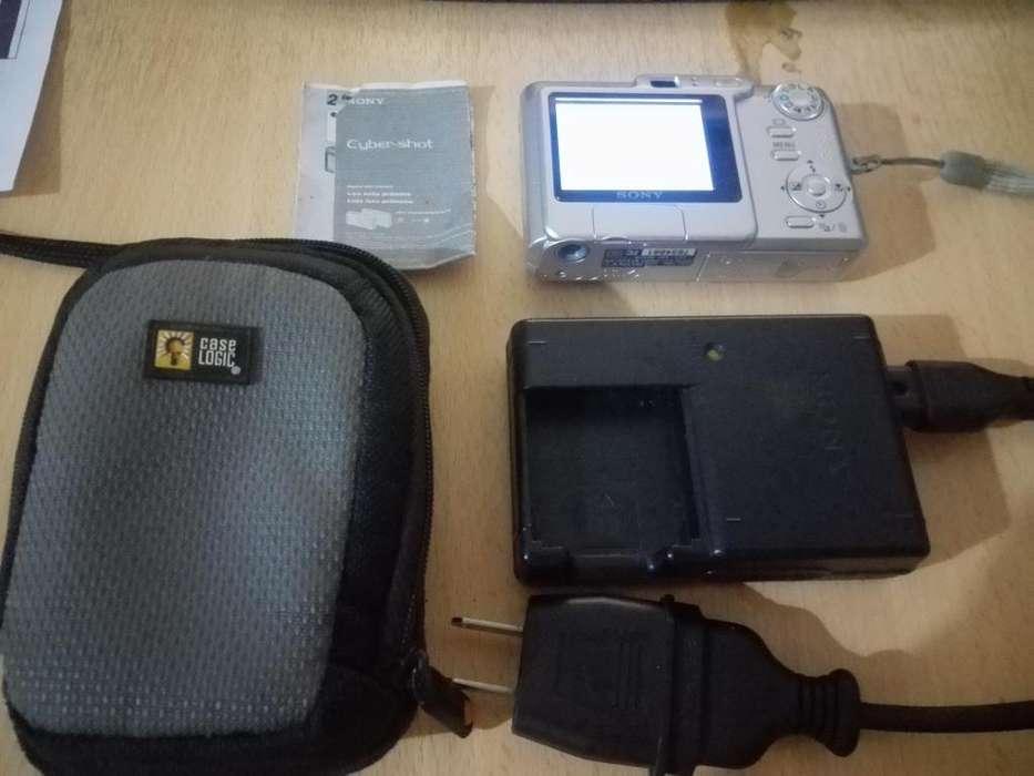Camara Digital Sony C