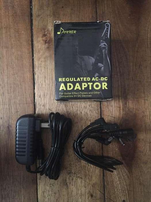 Regulated Ac-Dc Adapter 9V