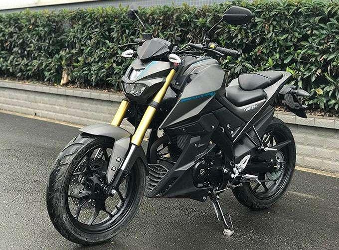 Moto Xfear 250Cc 6 Marchas Motor Loncin Usb Alarma Chimborazo Y Sucre 0999614350