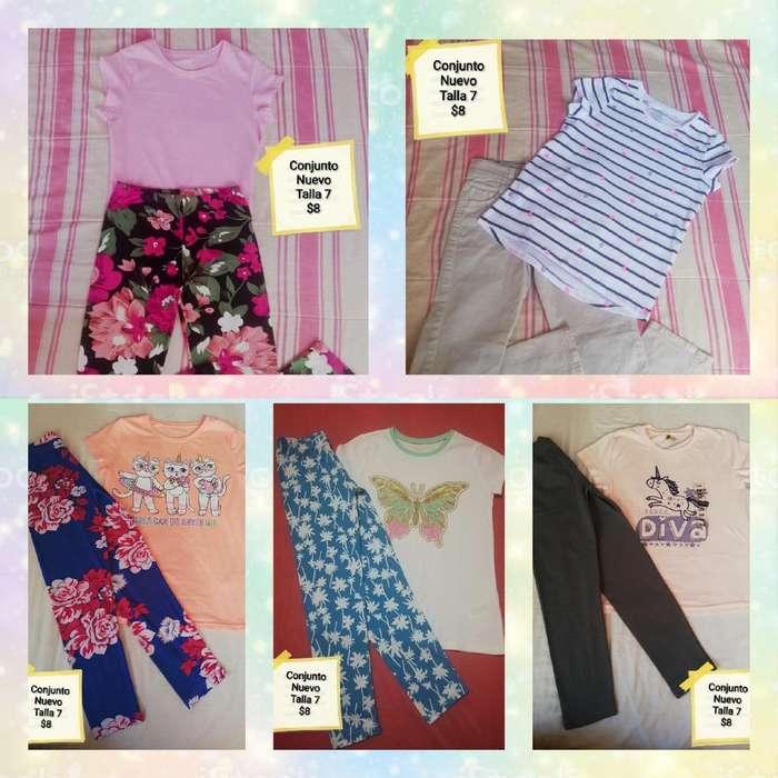 <strong>ropa</strong> para Nena de 7 Años