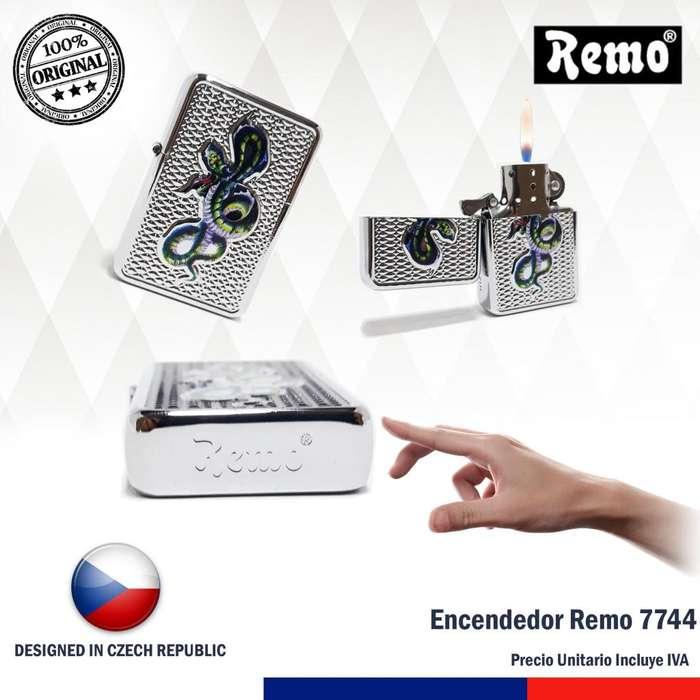 Encendedores Original Remo, Caja de Lujo, Banimported ENTREGA INMEDIATA