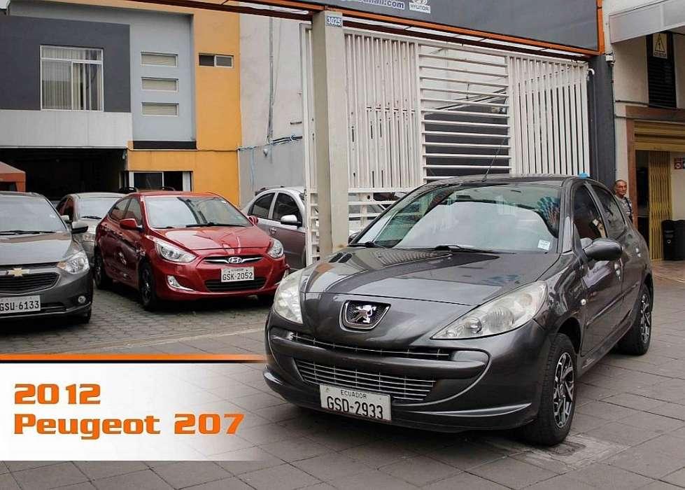 Peugeot 207 CC  2012 - 138500 km