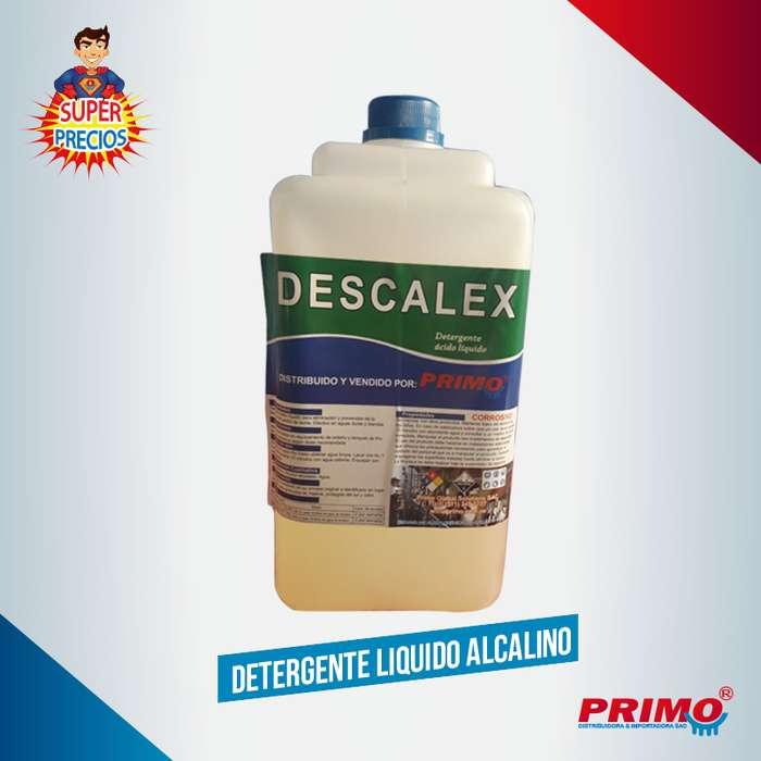 Detergente Liquido Desincrustante de Piedra de Leche Al 1