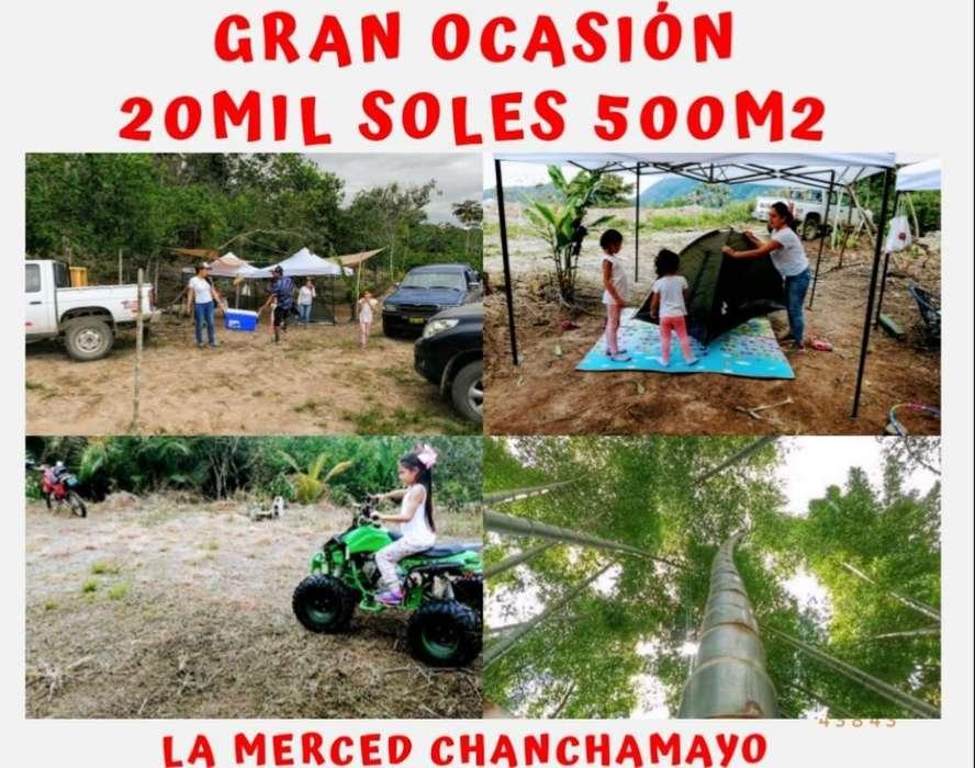 Chacra 1000m2 La Merced