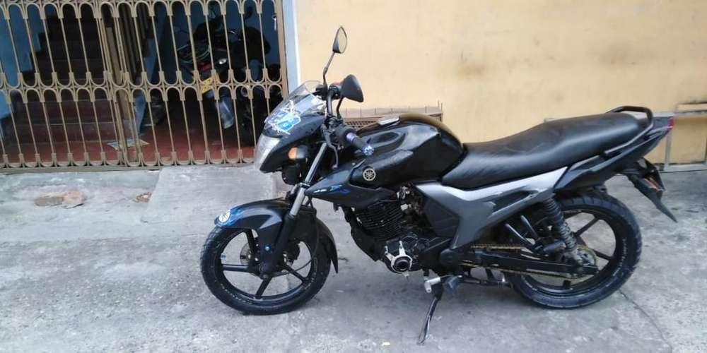 Excelente Yamaha Szr160 Modelo 2014