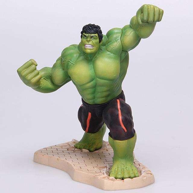 Figura coleccionable de Hulk Marvel