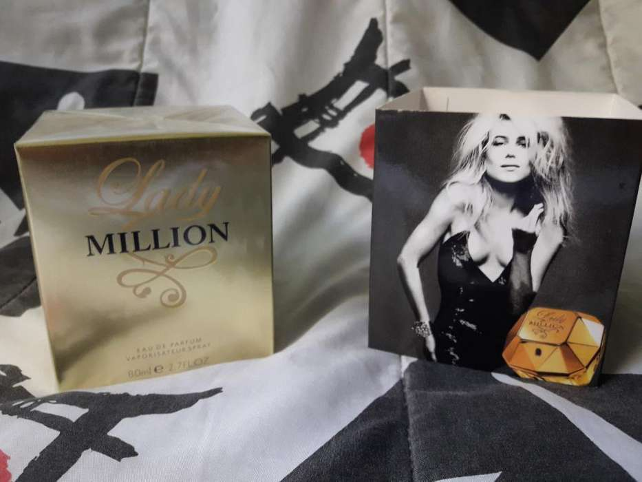 Perfume Lady Million Palermo