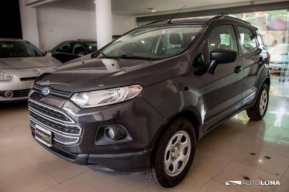 Ford Ecosport 2013 - 89000 km