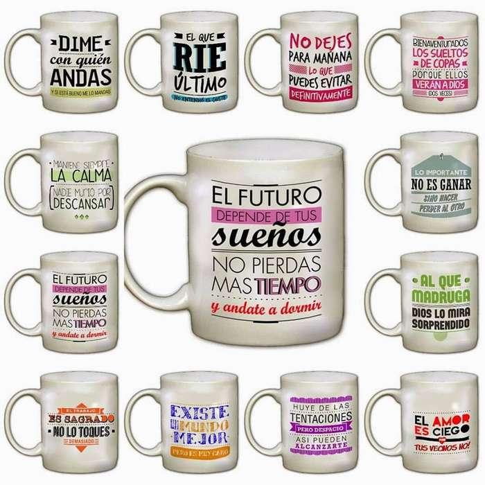 Mugs Personalizados , publicidad , logos , fotos y mas....