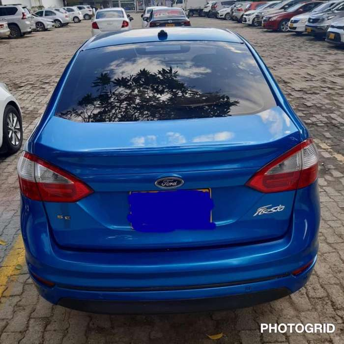 <strong>ford</strong> Fiesta  2015 - 35249 km