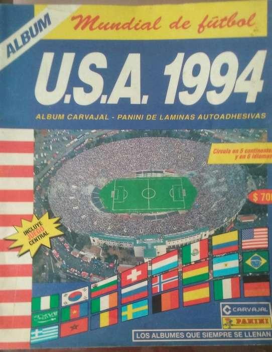 Album Panini USA 1994