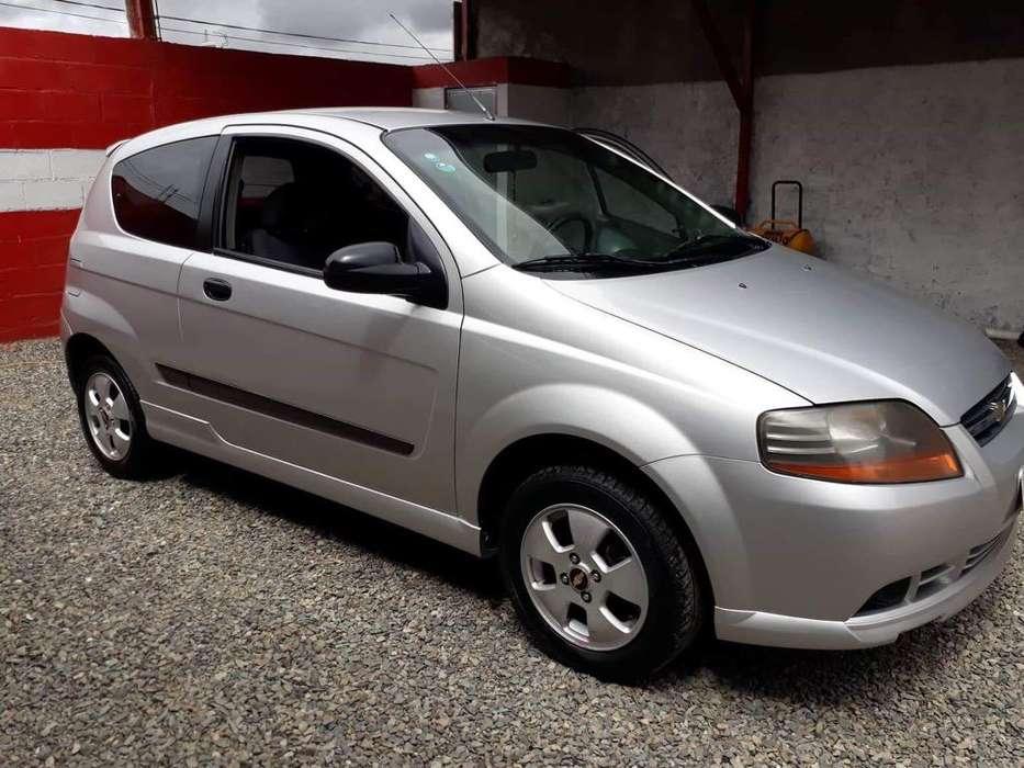 Chevrolet Aveo 2006 - 166580 km