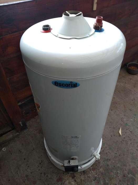 TERMOTANQUE GAS 80 LTS ESCORIAL