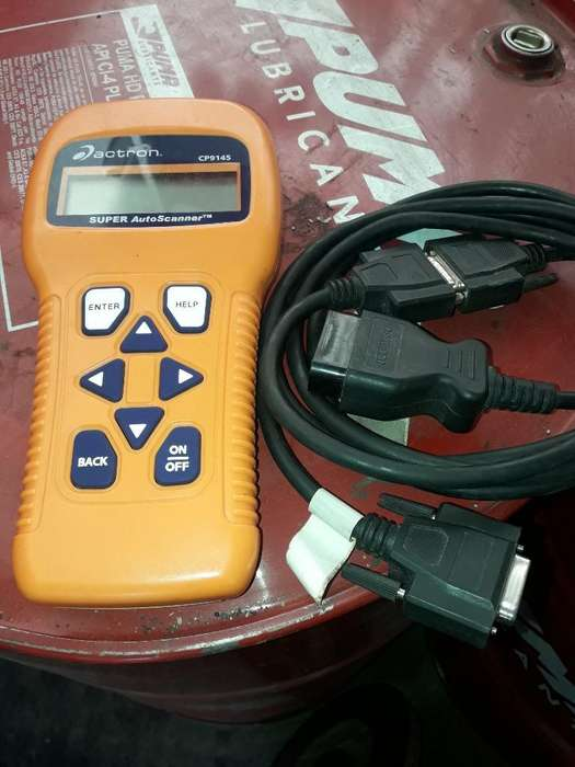 Vendo Scanner Obd2