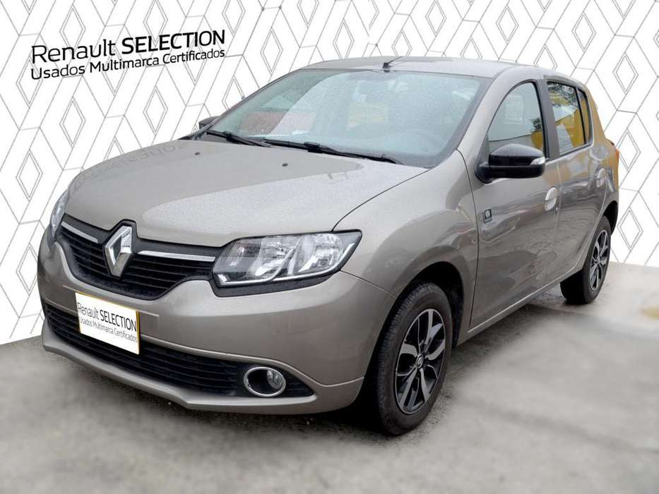 Renault Sandero 2018 - 7700 km