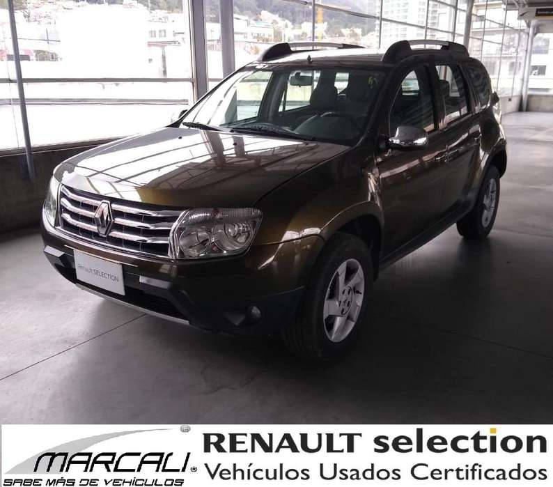 Renault Duster 2015 - 48011 km
