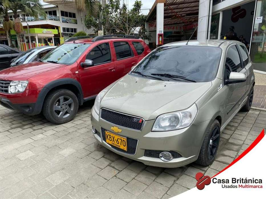 Chevrolet Aveo 2010 - 114531 km
