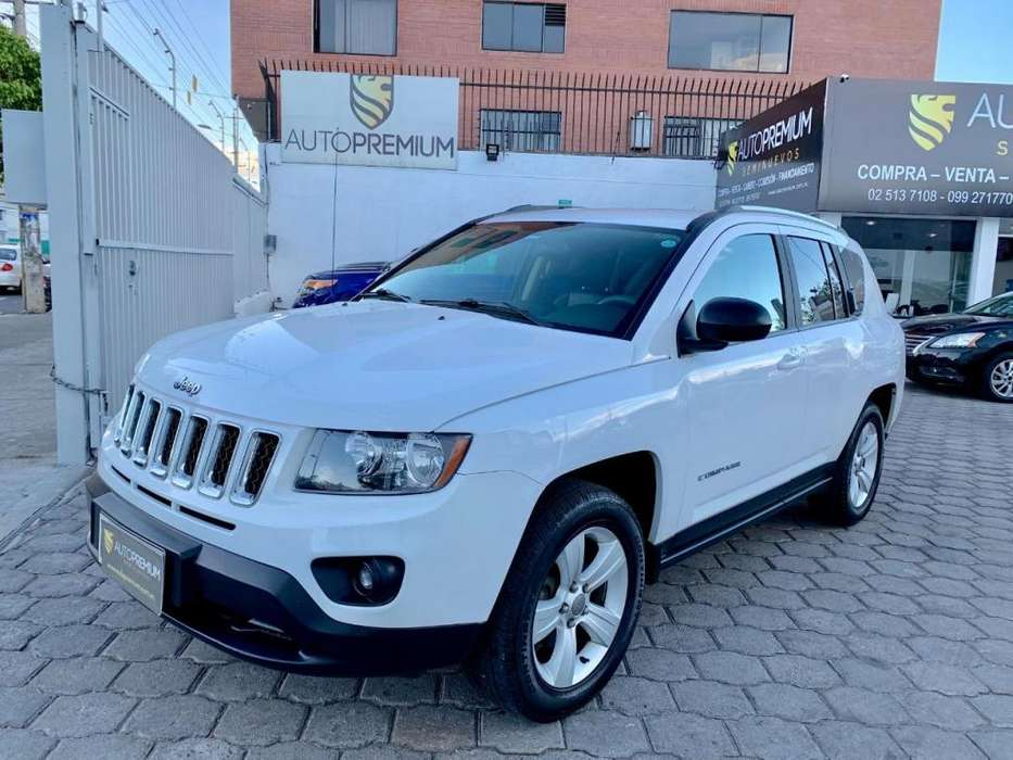<strong>jeep</strong> COMPASS 2014 - 100000 km