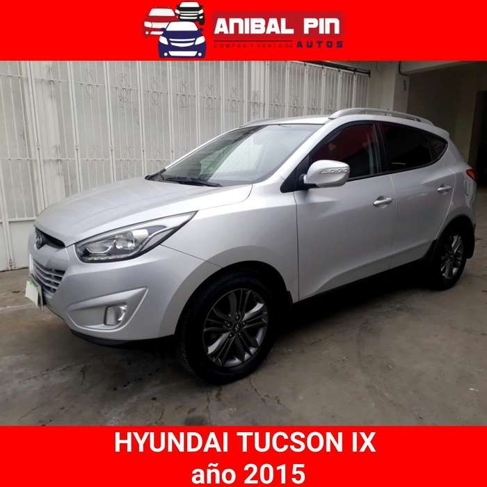 Hyundai Tucson 2015 - 71000 km