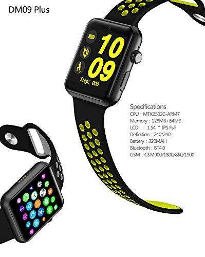 Reloj Inteligente Smartwhach Xgody Dm09 Para Iso Y Android