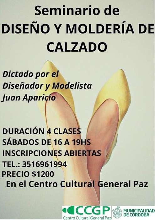 SEMINARIO DE DISEÑO Y MOLDERÍA DE CALZADO