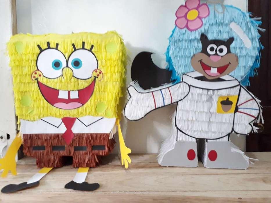 Piñatas Personalizadas Esmeraldas