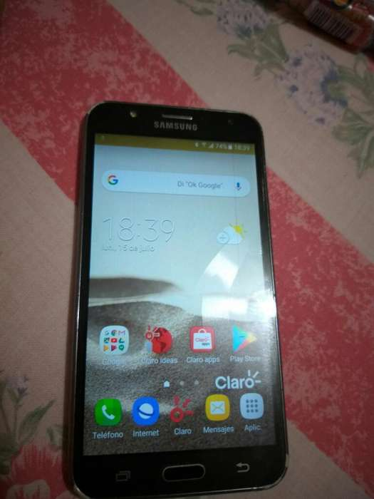 Se Vende Samsung J7 Normal, Estado 10/8