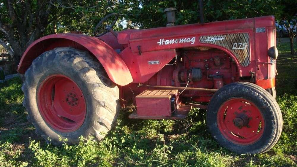 Tractor Hanomag r75.