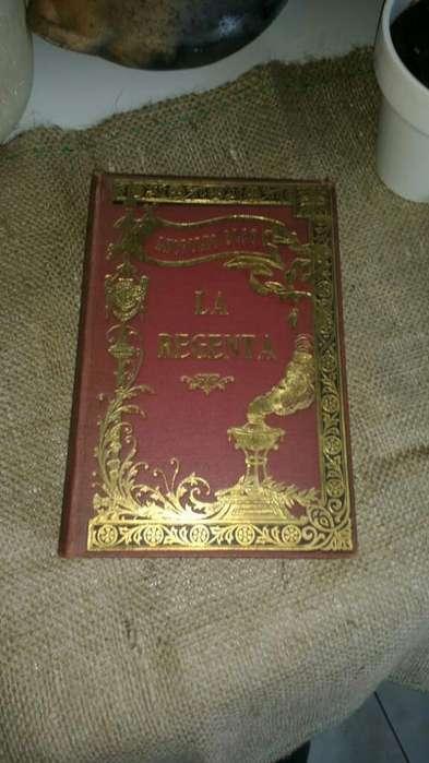 Vendo Libro La Regenta