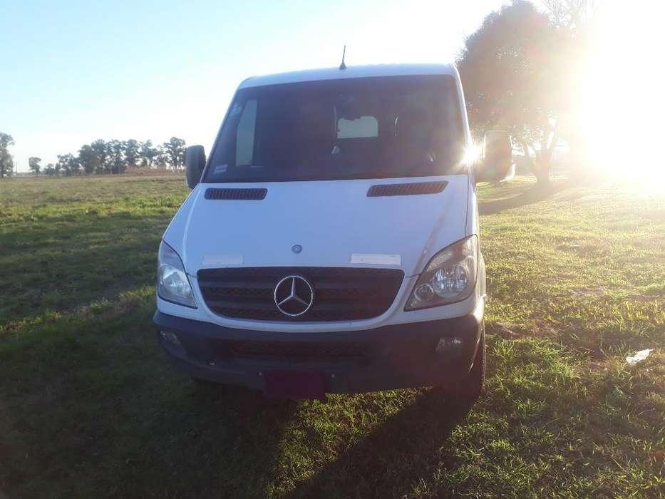 Mercedes Sprinter 411
