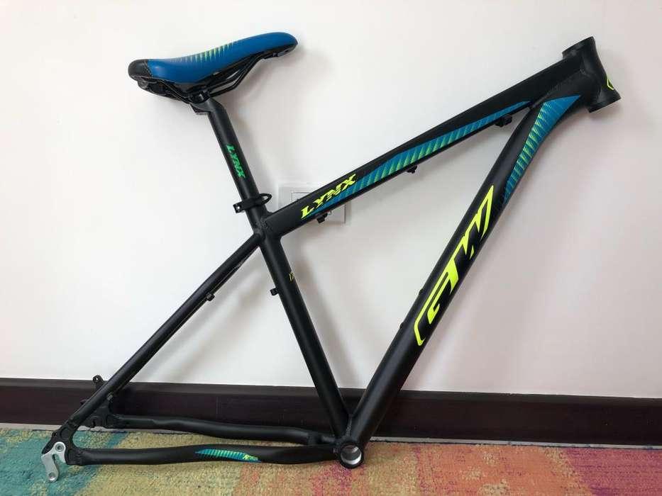 Kit Marco Bicicleta aluminio Gw Lynx 17.5