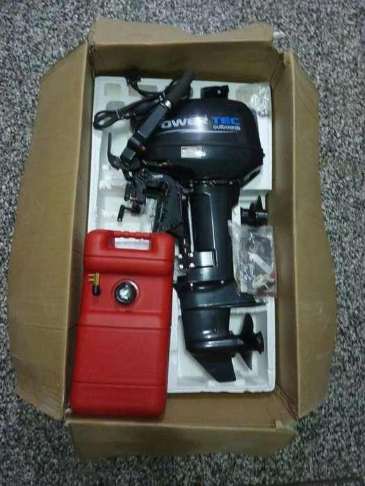 Motor Fuera Borda Power 404 T