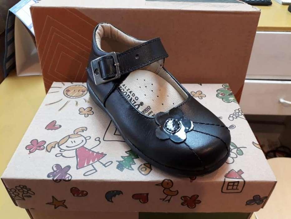 Zapatos Ortopédicos Escolares
