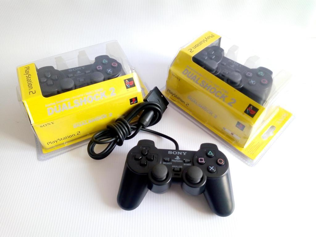 Control PlayStation 2 alámbrico nuevo