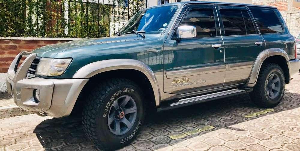 Nissan Patrol  2003 - 160000 km