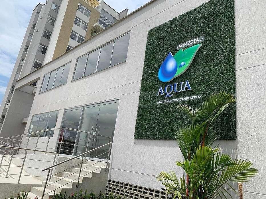 Alquilo <strong>apartamento</strong> nuevo en Condominio Campestre Forestal Aqua