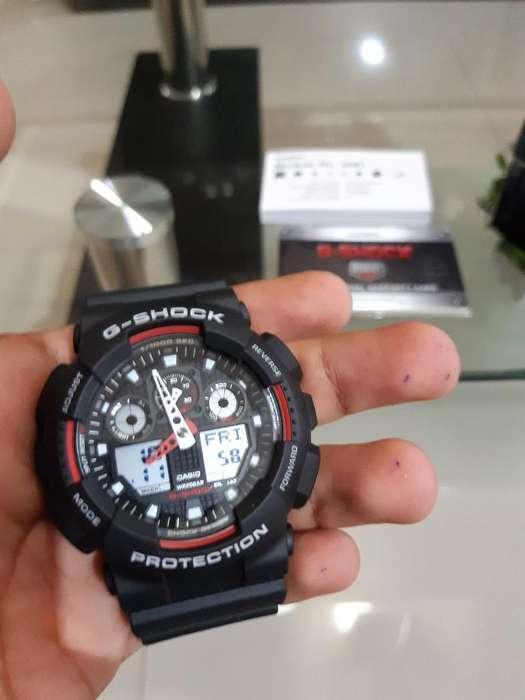 Reloj G-shock Ga-100 Original