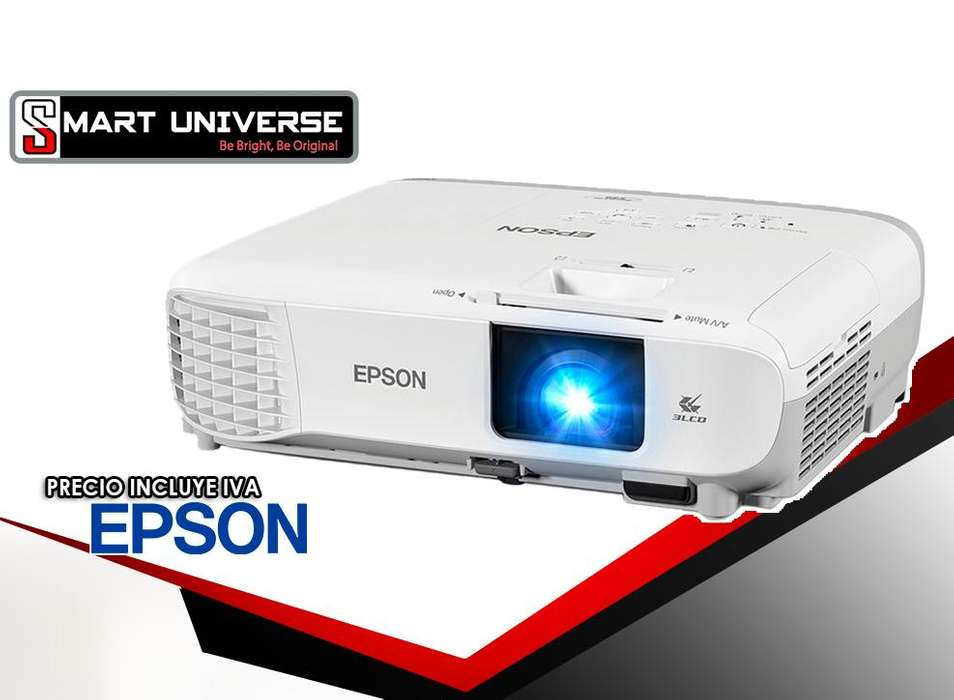 <strong>proyector</strong> Epson S39 3300 Lumenes HDMI